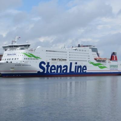 Fähre von Kiel nach Göteborg
