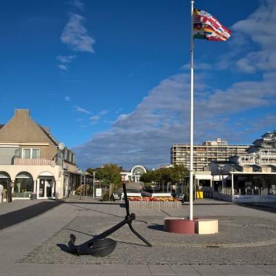 Strandplatz von Großenbrode