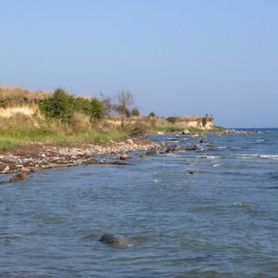 Steilküste Großenbrode