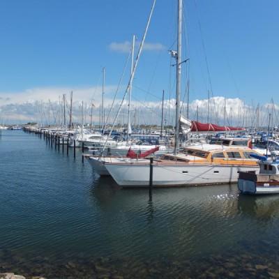 Yachthafen von Heiligenhafen
